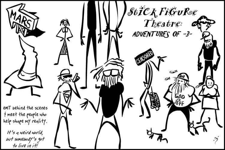 Guest Comic - SFT:AO3 Promo
